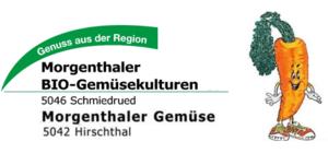 Logo Webshop Morgenthaler-Gemüse
